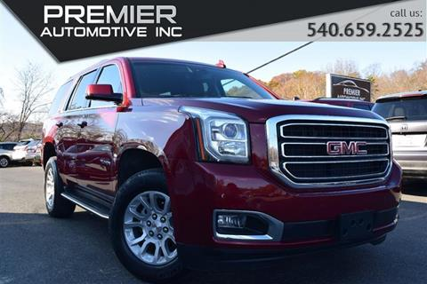 2017 GMC Yukon for sale in Dumfries, VA