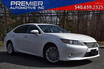 2014 Lexus ES 350 for sale in Stafford, VA