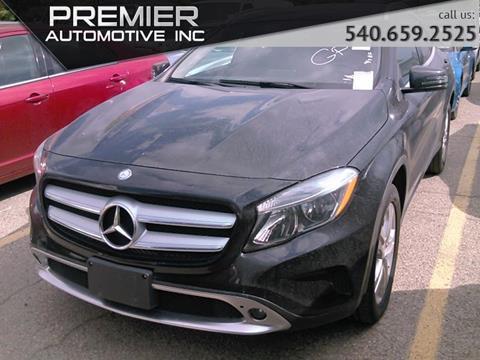 2015 Mercedes-Benz GLA for sale in Dumfries, VA