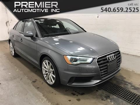 2016 Audi A3 for sale in Dumfries, VA