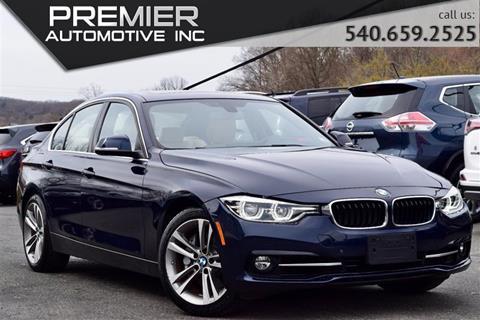 2016 BMW 3 Series for sale in Dumfries, VA