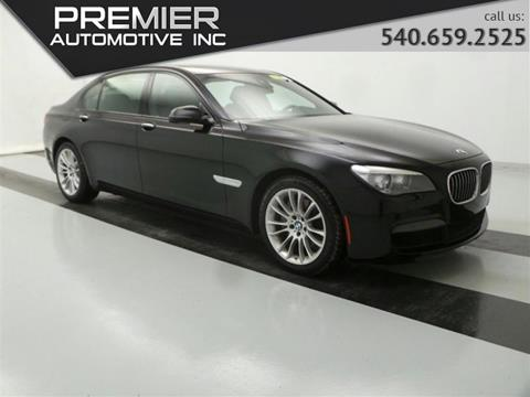 2015 BMW 7 Series For Sale In Dumfries VA