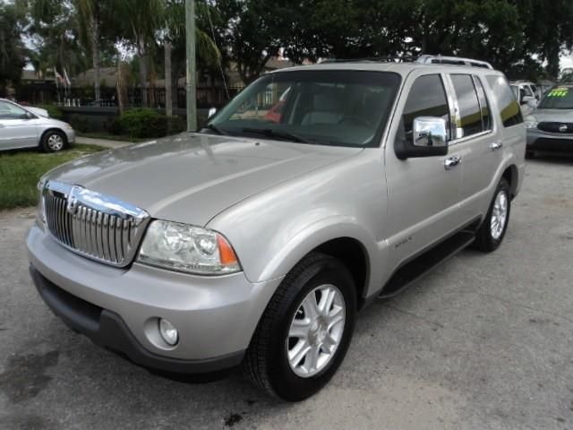2004 Lincoln Aviator for sale in Clearwater FL