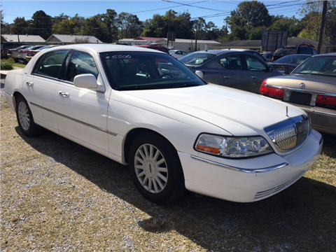 2005 Lincoln Town Car for sale in Houma, LA
