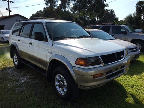 1998 Mitsubishi Montero Sport for sale in Houma, LA