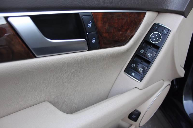 2013 Mercedes-Benz C-Class C 250 Sport 4dr Sedan - Fremont CA