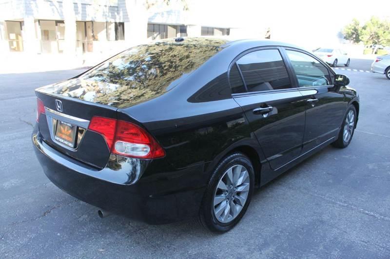 2010 Honda Civic EX-L 4dr Sedan 5A w/Navi - Fremont CA