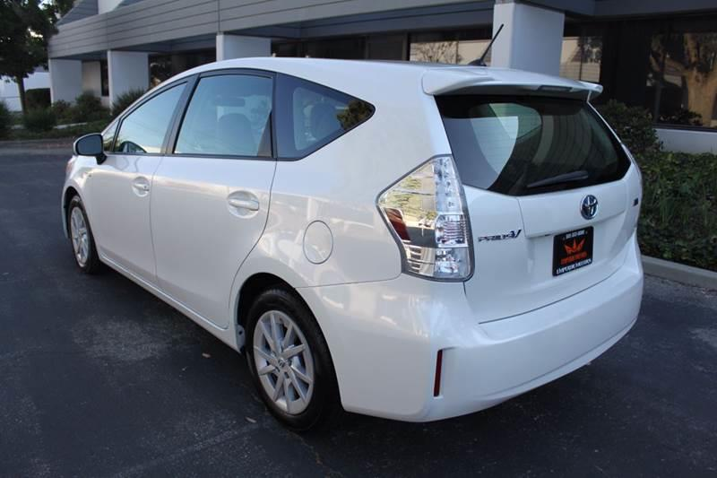 2014 Toyota Prius v Five 4dr Wagon - Fremont CA