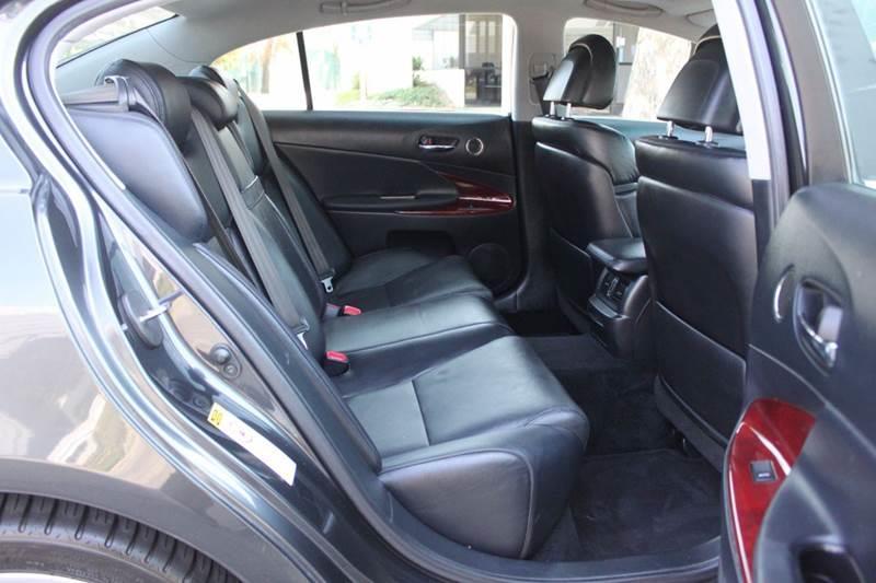 2007 Lexus GS 350 Base 4dr Sedan - Fremont CA
