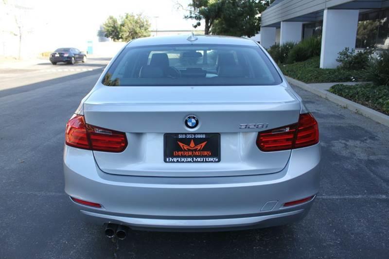 2013 BMW 3 Series 328i 4dr Sedan - Fremont CA