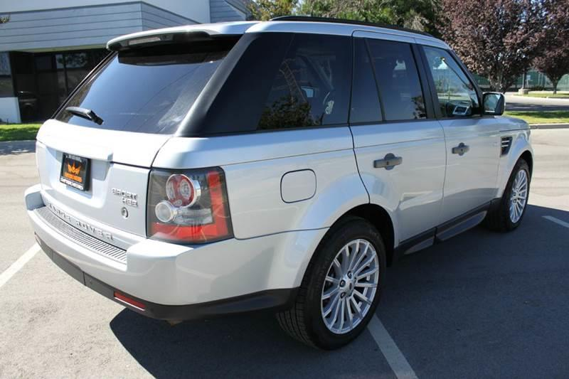 2010 land rover range rover hse 4x4 4dr suv financing for Select motors of tampa