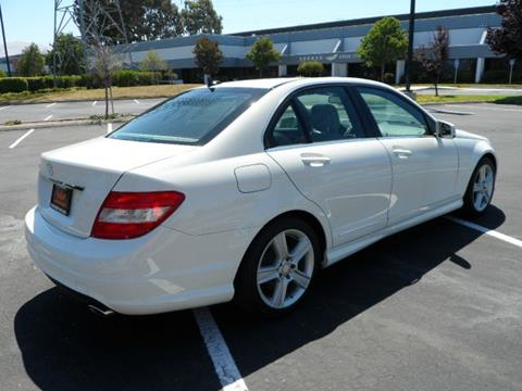 2011 Mercedes-Benz C-Class for sale in Fremont CA