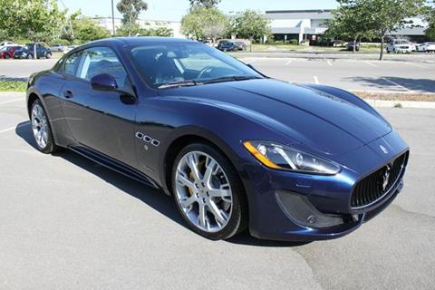 2013 Maserati GranTurismo for sale in Fremont, CA