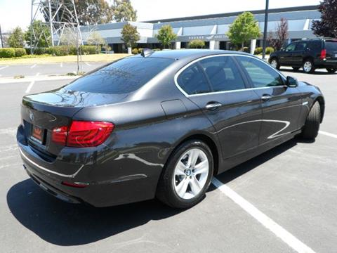 2011 BMW 5 Series for sale in Fremont CA