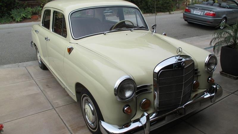 1961 mercedes benz 190 class for sale carsforsale 1961 mercedes benz 190 class for sale in laguna beach ca sciox Images
