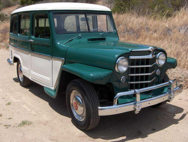 1953 Willys Wagon for sale in Laguna Beach CA
