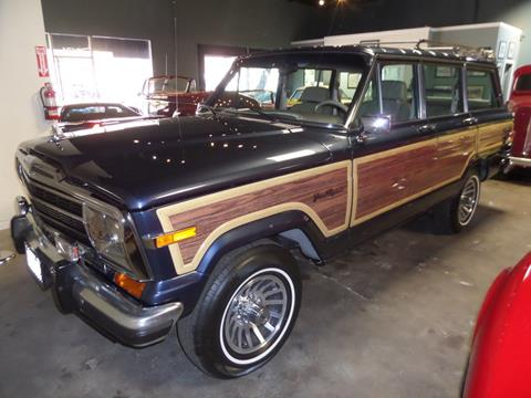 1989 Jeep Grand Wagoneer for sale in Laguna Beach, CA