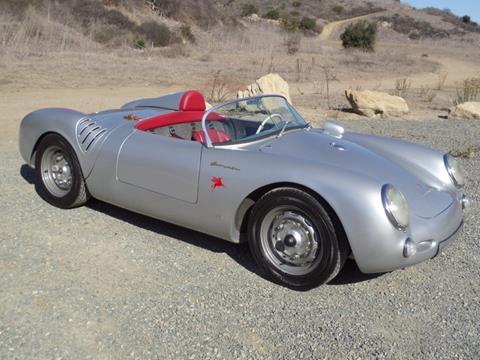 1956 Porsche 356 Speedster for sale in Laguna Beach, CA