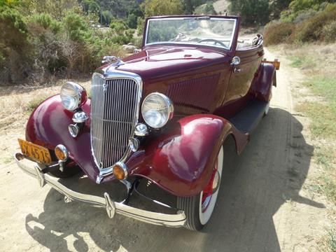 1934 Ford Cabriolet  for sale in Laguna Beach, CA