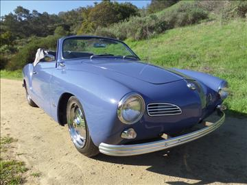 1964 Volkswagen Karmann Ghia for sale in Laguna Beach, CA
