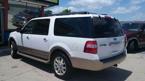 2011 Ford Expedition EL for sale in Greenwood, IN