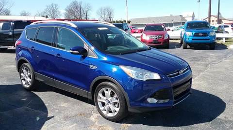 2014 Ford Escape for sale in Greenwood, IN