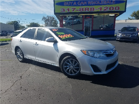 2012 Toyota Camry for sale in Greenwood, IN