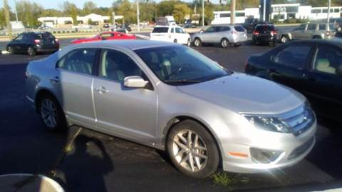 2011 Ford Fusion for sale in Greenwood, IN