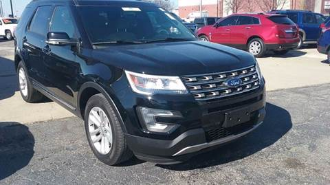 2016 Ford Explorer for sale in Greenwood, IN