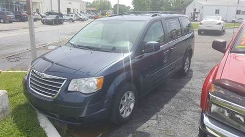 2008 Chrysler Town and Country for sale in Greenwood, IN