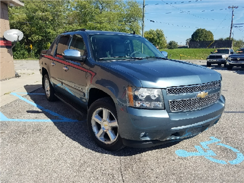 2008 Chevrolet Avalanche for sale in Greenwood, IN