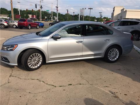 2016 Volkswagen Passat for sale in Greenwood, IN