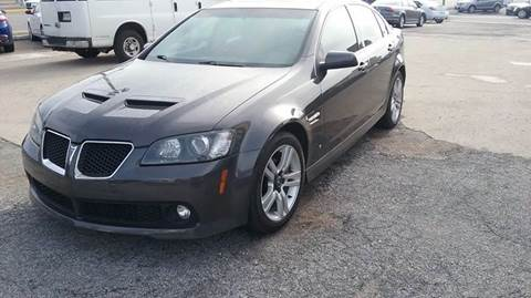 2009 Pontiac G8 for sale in Greenwood, IN