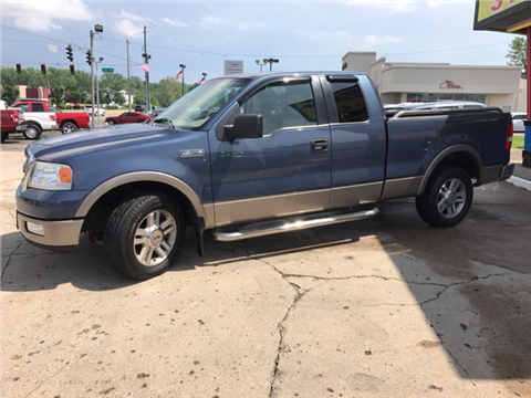 2005 Ford F-150 for sale in Greenwood, IN
