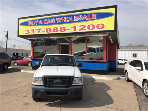 2011 Ford Ranger for sale in Greenwood, IN