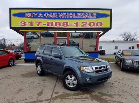 2011 Ford Escape for sale in Greenwood, IN