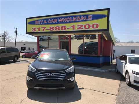 2014 Hyundai Santa Fe for sale in Greenwood, IN