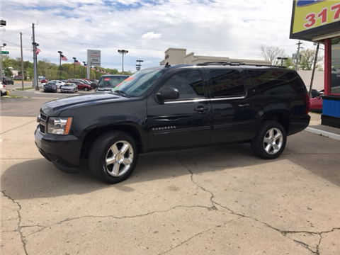 2012 Chevrolet Suburban for sale in Greenwood, IN