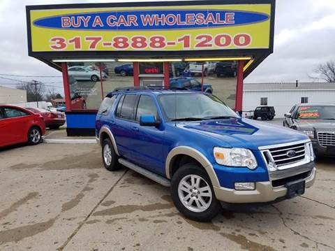 2010 Ford Explorer for sale in Greenwood, IN