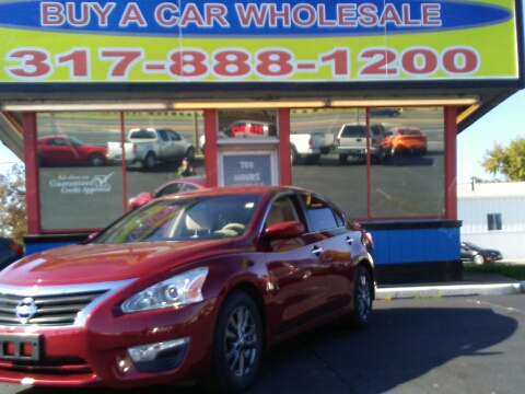 2015 Nissan Altima for sale in Greenwood, IN