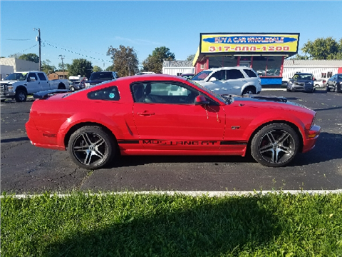 2006 Ford Mustang for sale in Greenwood, IN