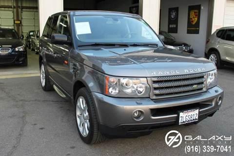 Land Rover Range Rover Sport For Sale Sacramento, CA ...