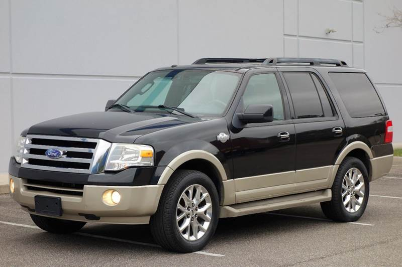 2010 Ford Expedition 4x2 King Ranch SUV In Jacksonville FL