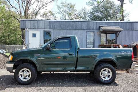 2002 Ford F-150 for sale in Jacksonville, FL