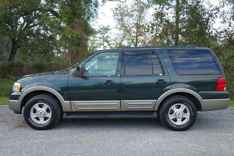 2003 Ford Expedition for sale in Jacksonville, FL