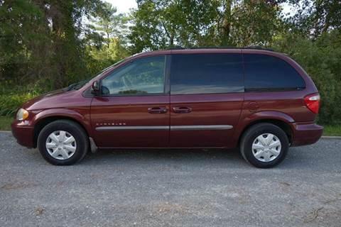 2001 Chrysler Voyager for sale in Jacksonville, FL