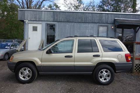2001 Jeep Grand Cherokee for sale in Jacksonville, FL