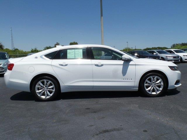 2016 chevrolet impala lt 4dr sedan w 2lt in melbourne fl. Black Bedroom Furniture Sets. Home Design Ideas