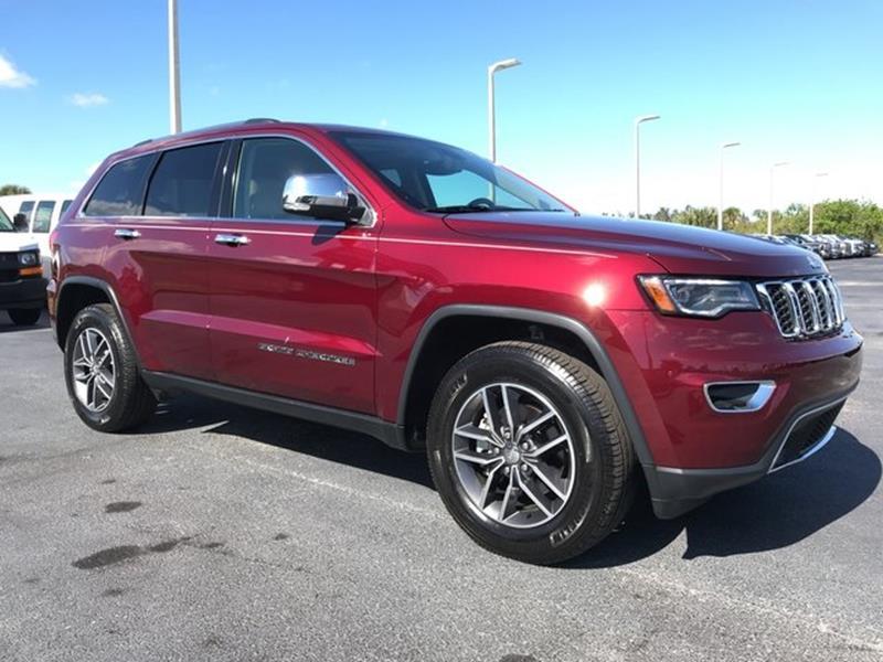 2017 Jeep Grand Cherokee for sale in Merrit Island, FL