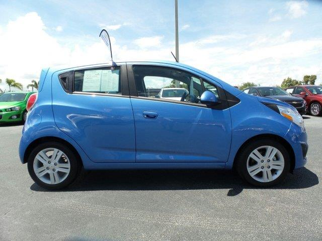 2015 chevrolet spark 1lt cvt 4dr hatchback in melbourne fl. Black Bedroom Furniture Sets. Home Design Ideas